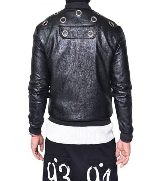 designer-black-leather-jacket