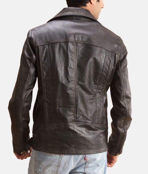 distressed-black-biker-jacket