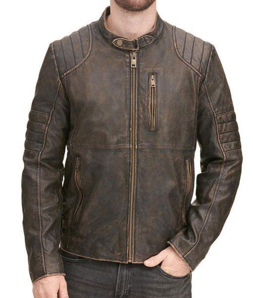 distressed-leather-biker-jacket