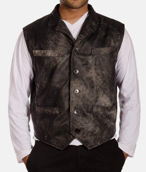 distressed-leather-vest