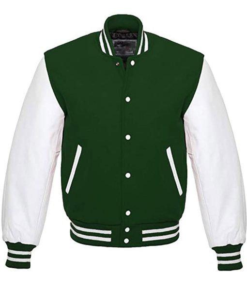 green-and-white-varsity-jacket