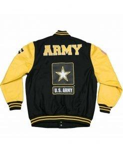 hooah-varsity-jacket