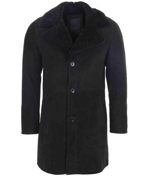 mens-black-suede-shearling-coat