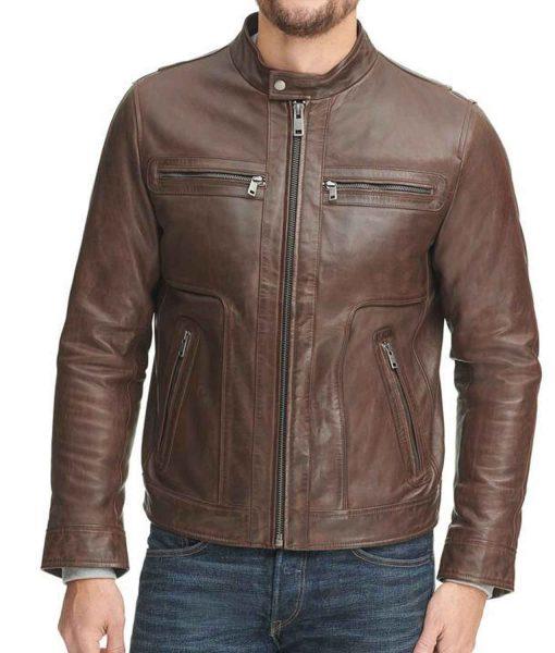 mens-brown-leather-jacket