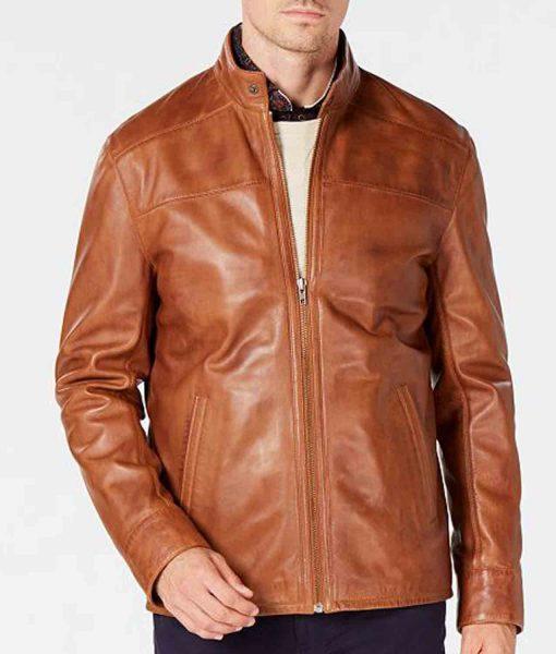 mens-cognac-brown-leather-jacket
