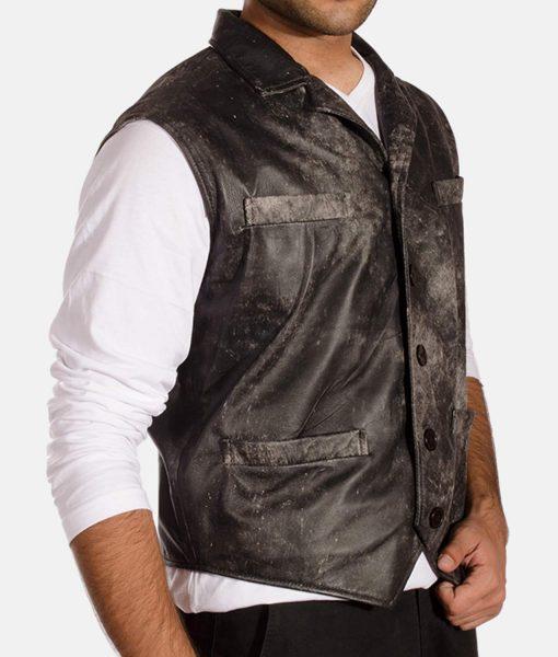 mens-distressed-leather-vest