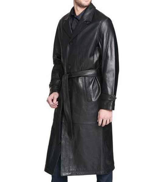 mens-trench-leather-coat