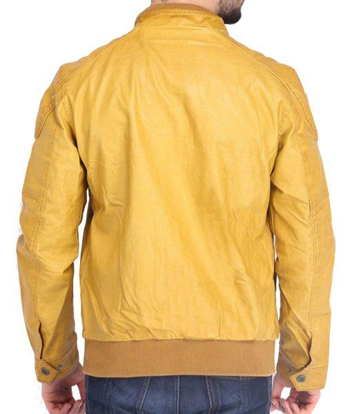 mustard-yellow-leather-jacket