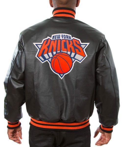 new-york-knicks-leather-jacket