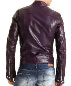 purple-leather-jacket
