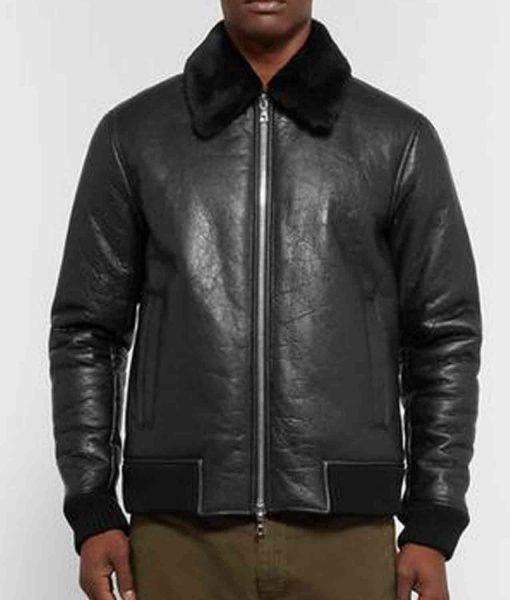 shearling-leather-bomber-jacket