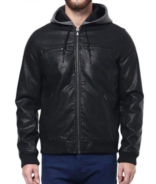 solid-black-jacket