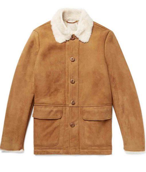 tan-brown-suede-shearling-jacket