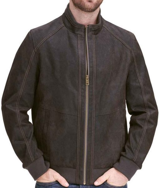 vintage-leather-bomber-jacket