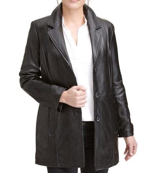 womens-3-button-leather-coat