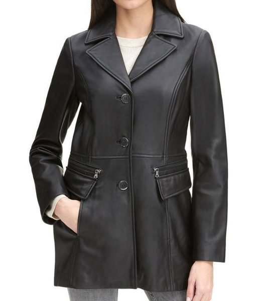 womens-button-front-leather-jacket