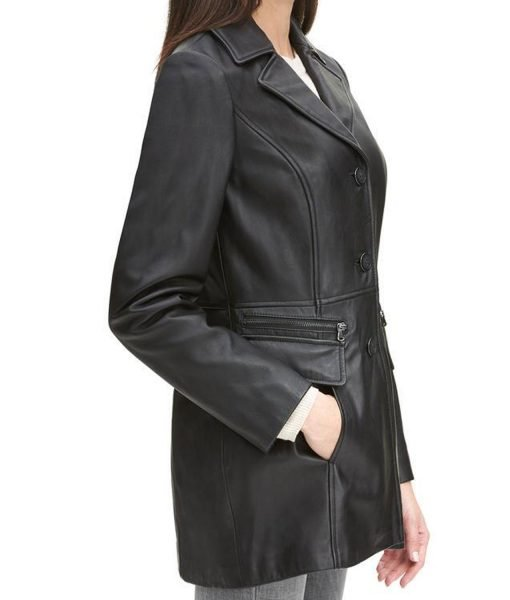 womens-button-leather-jacket