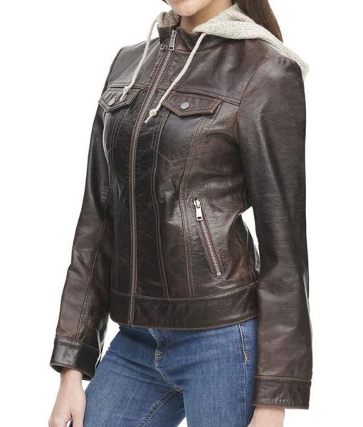 womens-crackle-leather-jacket