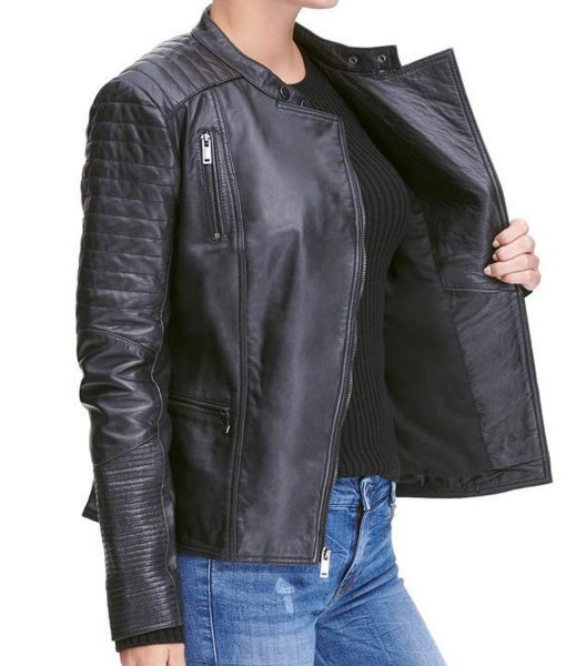 womens-quilted-black-jacket
