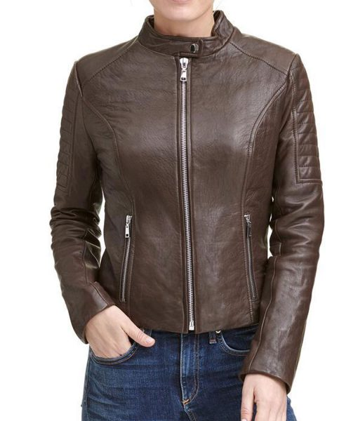 womens-scuba-brown-leather-jacket