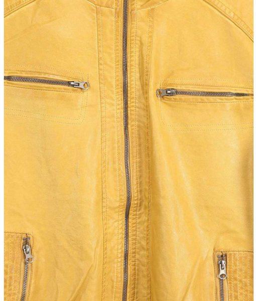 yellow-leather-jacket