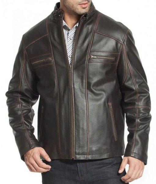 cowhide-brown-leather-jacket