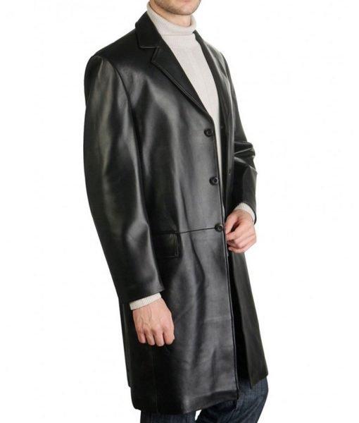 cowhide-coat