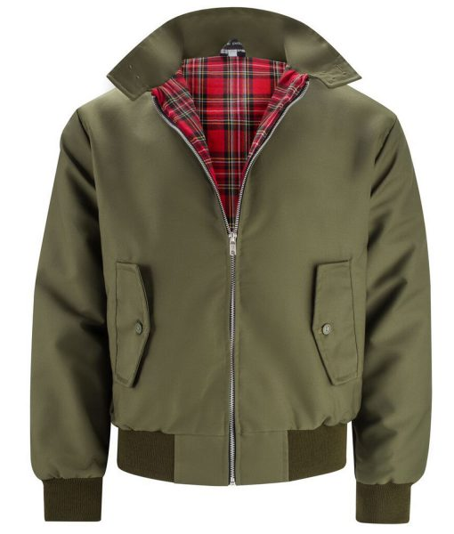 graham-mctavish-green-bomber-jacket (2)