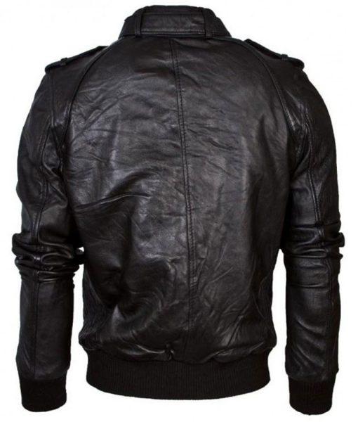 mens-black-leather-jacket