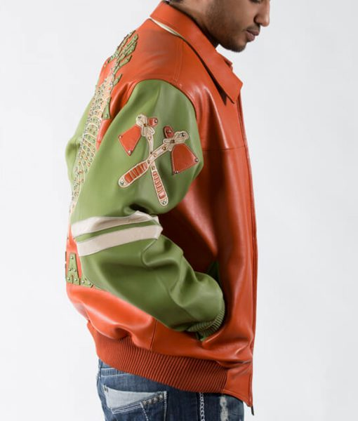 chief-keef-leather-jacket