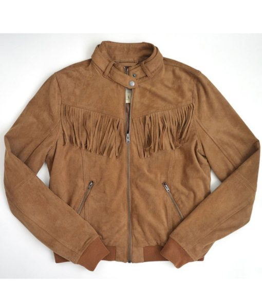 good-girls-mae-whitman-fringe-jacket