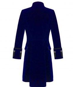 mens-gothic-victorian-blue-velvet-coat