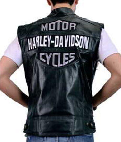 mens-harley-davidson-black-leather-vest