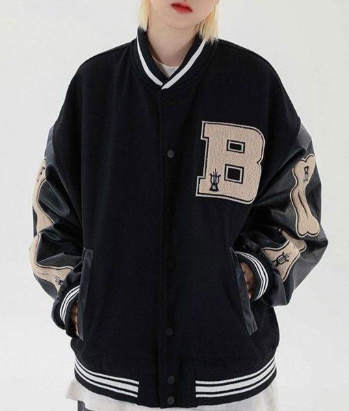 skeleton-bone-patchwork-varsity-jacket