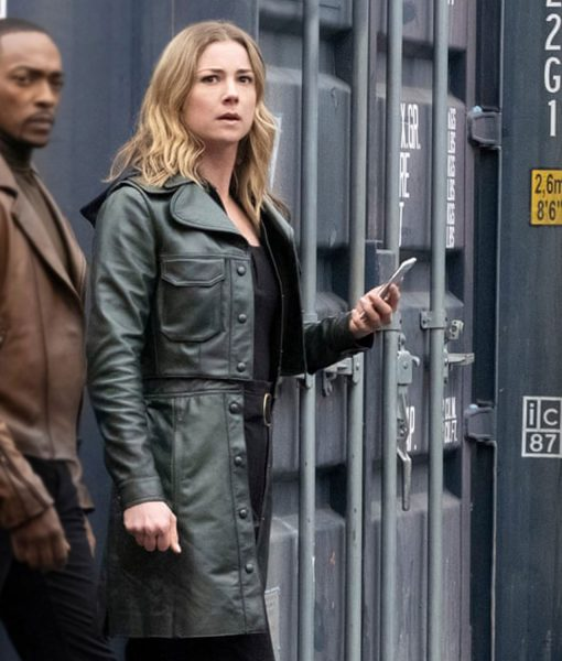 the-falcon-and-the-winter-soldier-emily-vancamp-green-leather-jacket