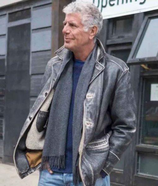 anthony-bourdain-leather-jacket