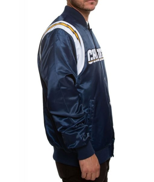 chargers-starter-satin-jacket