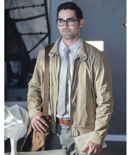 clark kent cotton jacket