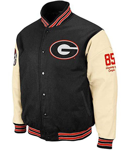 georgia-bulldog-letterman-jacket