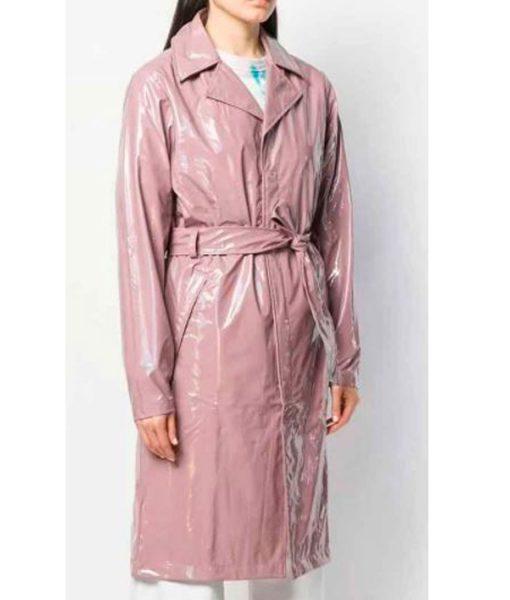 hannah-van-der-westhuysen-pink-leather-coat