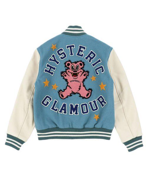 hysteric-glamour-letterman-varsity-jacket