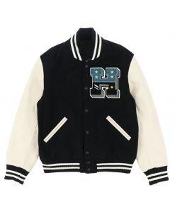hysteric-glamour-varsity-jacket