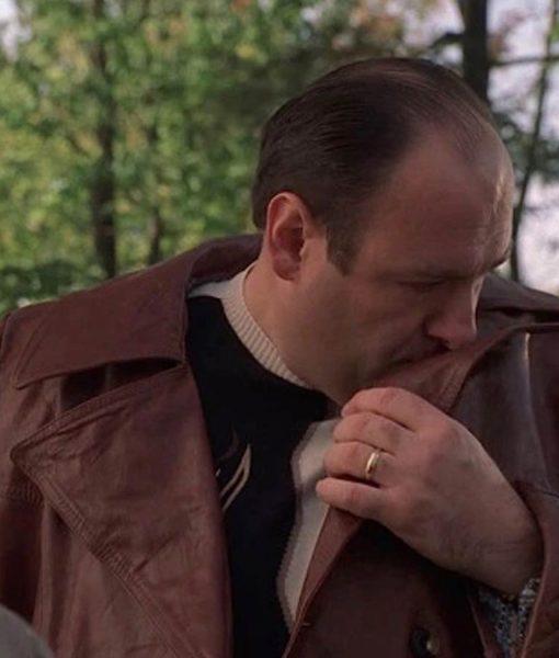 james-gandolfini-leather-coat