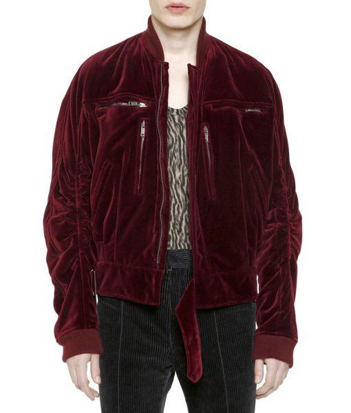 kanye-west-red-velvet-jacket