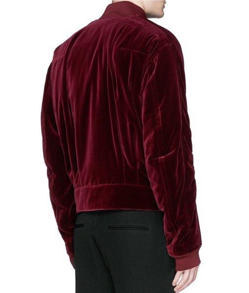 kanye-west-velvet-red-jacket