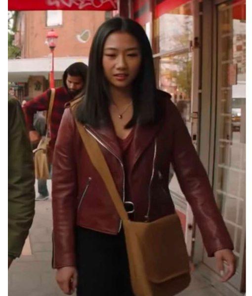 kung-fu-olivia-liang-leather-jacket