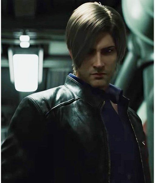 leon-kennedy-darkness-leather-jacket