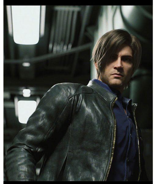 leon-kennedy-resident-evil-infinite-darkness-leather-jacket