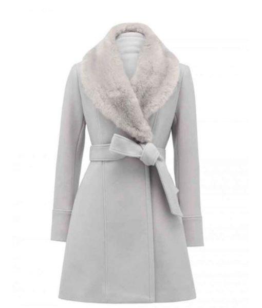 maddison-jaizani-fur-collar-wrap-coat