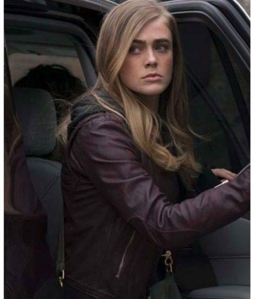 melissa-roxburgh-leather-jacket